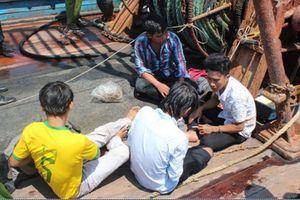 Nghe 'cò' thành nô lệ trên các tàu cá