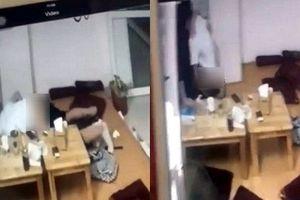 Thái Nguyên: Hoảng hồn đôi trai gái 'mây mưa' giữa ban ngày trong quán trà sữa