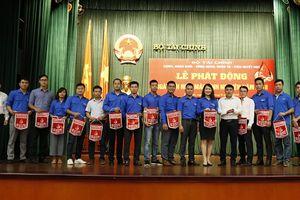 Bộ Tài chính phát động Ngày hội Hiến máu tình nguyện năm 2018