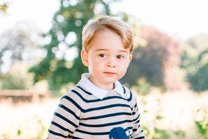 Hoàng tử bé có mặt trong top 30 người mặc đẹp nhất nước Anh