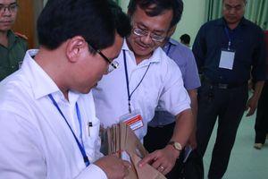 Chuyển hồ sơ vụ sai phạm thi cử ở Hòa Bình lên Bộ Công an