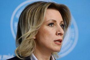 Nga: Việc điên cuồng tuyên bố về can thiệp bầu cử Mỹ là 'trò hề'