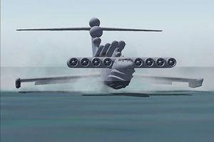 Tại sao Nga quyết hồi sinh dự án thủy phi cơ ekranoplan?