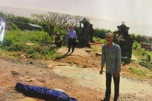 Lời khai lạnh người của kẻ sát hại vợ rồi mang xác phi tang tại nghĩa địa