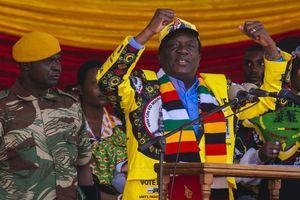 Ứng cử viên 75 tuổi đắc cử Tổng thống Zimbabwe