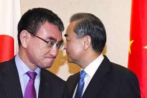 Nhật Bản, Trung Quốc bất đồng về vấn đề đảo Senkaku, Biển Đông