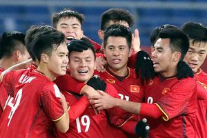 U23 Việt Nam bước vào đợt 'tổng duyệt'