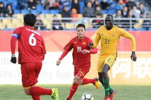 Đội tuyển Olympic Việt Nam 'gặp biến' ở ASIAD 18