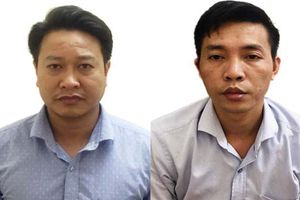 Bắt tạm giam 2 cán bộ vụ điểm thi bất thường ở Hòa Bình