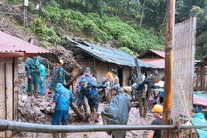 Mưa lũ kinh hoàng, 11 người chết và mất tích tại Lai Châu