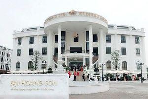 Bắc Giang: tỉnh 'xẻ' đất Nhà khách UBND cho doanh nghiệp xây Shophouse