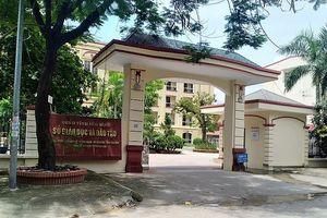 Khởi tố vụ án gian lận điểm thi THPH tại tỉnh Hòa Bình