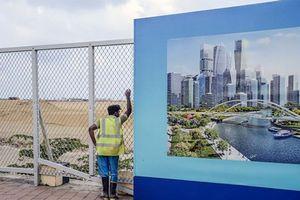 Sri Lanka xây dựng 'Dubai mới' trong tương lai