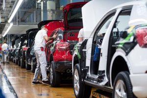 Mỹ và Mexico tiến gần thỏa thuận nguyên tắc về ô tô trong NAFTA