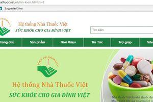 Cẩn trọng với thông tin quảng cáo thực phẩm trên một số website này