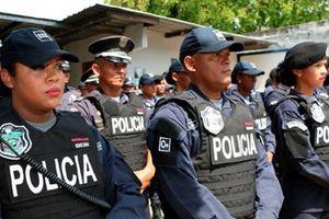 Cảnh sát Panama thành lập đơn vị đặc nhiệm chống bạo hành phụ nữ