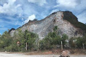 Tiếp bài 'Quảng Bình: Dân nơm nớp lo sợ vì mỏ đá nằm sát nhà': Doanh nghiệp cam kết đảm bảo môi trường không ảnh hưởng đến người dân