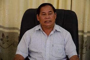 Quảng Ngãi: Nguyên Bí thư Huyện ủy Sơn Tây nhận kỷ luật khiển trách