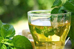 7 lý do bạn nên uống trà bạc hà mỗi ngày