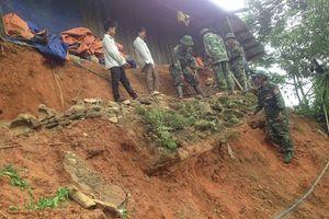 15 người thương vong do sạt lở đất ở Lai Châu