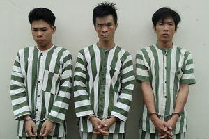 Đồng Nai: Bắt ba thanh niên cầm súng đi cướp ôtô