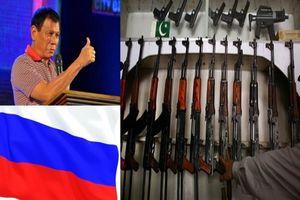 Sau Ấn Độ và Thổ Nhĩ Kỳ , tới lượt Philippines 'chọc giận' Mỹ vì quyết mua vũ khí của Nga