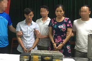 'Bà trùm' mua hơn 9 tỷ đồng heroin từ Lóng Luông về Thái Nguyên tiêu thụ