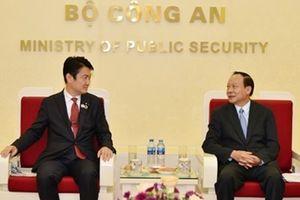 Việt Nam và Nhật Bản tăng cường hợp tác trong lĩnh vực tư pháp