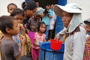 Cận cảnh cuộc sống người dân vùng lũ sau sự cố vỡ đập Sa Nảm Noy