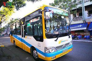 Tạo thói quen đi xe bus cho người dân Đà Nẵng