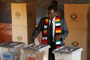 Lãnh đạo Phe đối lập ở Zimbabwe quyết tố cáo gian lận trong bầu cử
