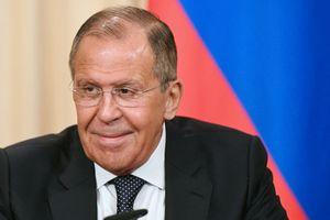 Mỹ cáo buộc Nga dùng 'vũ khí biếm họa' can thiệp bầu cử, Ngoại trưởng Lavrov bật cười