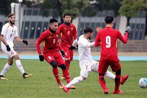 Xem trực tiếp Olympic Việt Nam vs Olympic Palestine trên kênh nào?