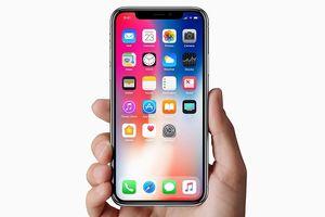 iPhone X lock giá mềm hút khách