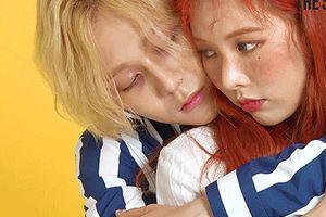 Hình ảnh thân mật của 'nữ hoàng quyến rũ' HyunA và bạn trai kém tuổi