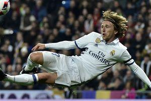 Real Madrid và Modric: Tất cả cũng vì tiền