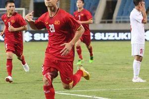 Thắng U23 Palestine, U23 Việt Nam bất ngờ nhận thưởng từ VFF
