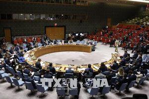 Hội đồng Bảo an Liên hợp quốc lên án các vụ tấn công khủng bố tại Afghanistan