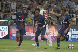 Thắng đậm Monaco, PSG giành Siêu cúp Pháp