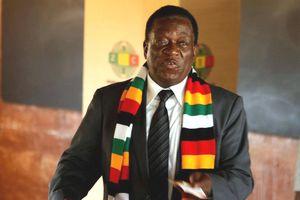 Chiến thắng gây tranh cãi của Tổng thống Mnangagwa