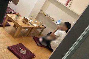 Người đăng clip cặp đôi 'mây mưa' trong quán trà sữa ở Thái Nguyên nhận lỗi
