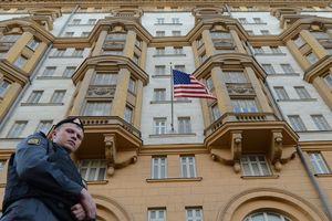 Nghi án điệp viên Nga làm việc trong sứ quán Mỹ