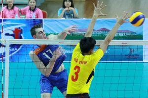 Sanest Khánh Hòa tranh suất vào bán kết châu Á