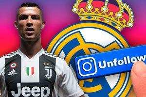 Cristiano Ronaldo đang 'đoạn tuyệt' với Real Madrid