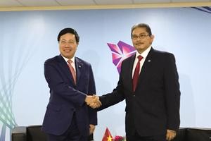 Sớm mở đường bay thẳng Hà Nội/TP.Hồ Chí Minh và Brunei