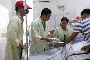 PVFCCo kịp thời hỗ trợ gia đình các nạn nhân tai nạn giao thông thương tâm