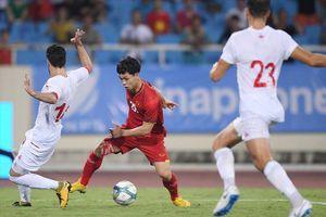 U23 Việt Nam chạy đà tốt cho Asiad 2018