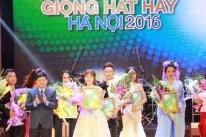 'Giọng hát hay Hà Nội 2018' không hạn chế thể loại nhạc