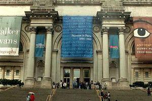 Mỹ: 'Nghệ thuật' lấy tiền du khách của bảo tàng ăn khách bậc nhất thế giới