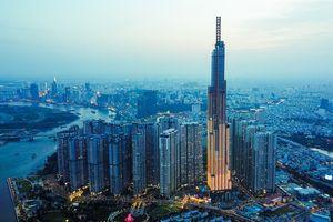 Góc nhìn Sài Gòn từ đỉnh tòa nhà cao nhất Việt Nam